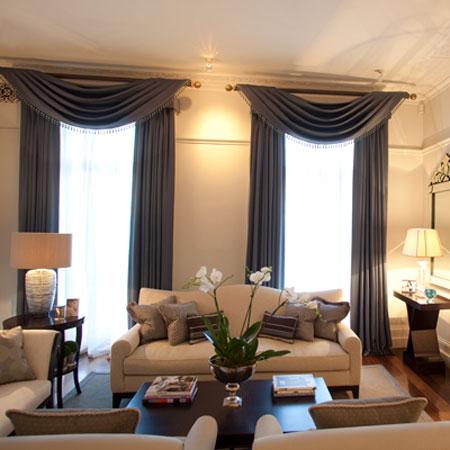 Grand house holland park atlantic interior design for Grand designs interior designer
